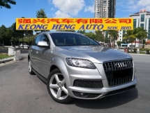 2013 AUDI Q7 3.0 TDI S LINE Diesel Turbo New Facelift TRUE YEAR MADE 2013 HorsePower 239BHP Free 2 Years Warranty