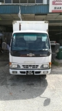 2010 HICOM BOX VAN steel rigid box