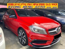 2013 MERCEDES-BENZ A-CLASS A180 AMG Kit Japan Spec Reg 2016