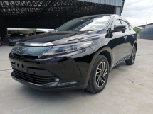 2018 TOYOTA HARRIER 2.0 ELEGANCE - POWER BOOT, 4 CAMERA, TWO TONED - JAPAN UNREG