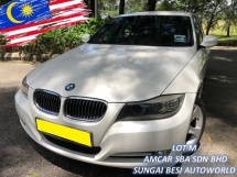 2012 BMW 3 SERIES 323I SPORTS (CKD) FACELIFT 1 OWNER LOCAL