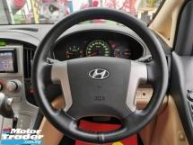 2010 HYUNDAI STAREX 12SEAT Hyundai GRAND STAREX 2.5 CRDi WARRANTY 2010