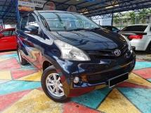 2015 TOYOTA AVANZA Toyota AVANZA 1.5 FACELIFT (A)FULL SERVICE WRRANTY