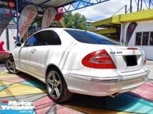 2003 MERCEDES-BENZ CLK Mercedes Benz CLK240 AMG SPORT COUPE DVD WRRNTY