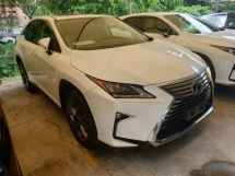 2016 LEXUS RX 200T LUXURY SUNROOF POWER BOOT NO HIDDEN CHARGES