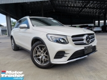 2016 MERCEDES-BENZ GLC 250 AMG 4MATIC 4CAM HUD LOW MILEAGE WHITE OFFER UNREG