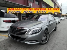 2015 MERCEDES-BENZ S-CLASS S400L Local TRUE YEAR MADE 2015 Mil 49k km Full Service Cycle Carriage under Warranty to 2021