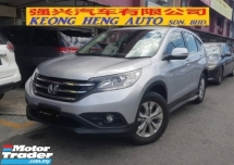 2013 HONDA CR-V 2.0 4WD (A) CKD (FREE 2 YEARS WARRANTY)