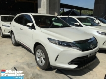 2018 TOYOTA HARRIER 2.0 panoramic roof precrash facelift auto hold surround camera power boot unregistered