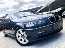 2002 BMW 3 SERIES E46 318i 2.0 (A) SPORT 1 OWNER MALAY LADY
