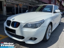 2009 BMW 5 SERIES 525I CKD Facelift M-Sport Actual Year Make 2009