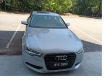 2013 AUDI A6 2.0 HYBRID SUNROOF FULL SERVICE RECORD DIRECT OWNER AUDI MALAYSIA