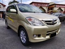 2006 TOYOTA AVANZA 1.5 G (A) 1 OWNER - LOW MILEAGE - CLEAN & TINNY - TIP TOP CONDITION - VIEW TO BELIEVE...