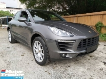 2015 PORSCHE MACAN S 3.0 V6 TWIN TURBO (UNREG) MANY UNITS