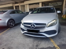2017 MERCEDES-BENZ A-CLASS A200 AMG CBU (A) LIKE NEW