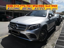 2017 MERCEDES-BENZ GLC 250 AMG 2.0 CKD TRUE YEAR MADE 2017 Mil 45k km Under Warranty 2021