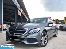 2017 MERCEDES-BENZ C-CLASS C200 Executive PKG MUST VIEW