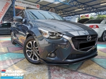 2016 MAZDA 2 1.5 FACELIFT F/SPEC BODYKIT LEATHER SEDAN