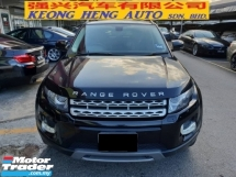 2012 LAND ROVER EVOQUE 2.0 DYNAMIC MODEL (JAPAN SPEC) (FREE 1 YEAR WARRANTY) 4DOOR