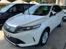 2017 TOYOTA HARRIER 2.0 panoramic roof surround camera power boot facelift precrash system lane Assist unregistered