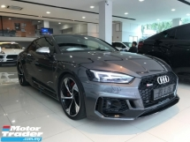 2018 AUDI RS5 QUATTRO 2.9 COUPE TURBO UNREG