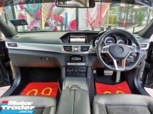 2015 MERCEDES-BENZ E-CLASS Mercedes Benz E200 2.0 AMG PERFECT COND W212C 2017