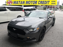 2017 FORD MUSTANG 2.3 Ecoboost Inc SST Unreg
