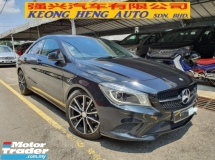 2015 MERCEDES-BENZ CLA 200 1.6(A) (FREE 2 YEARS WARRANTY) 1 Owner (mil 55k km)