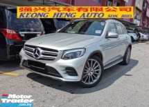 2017 MERCEDES-BENZ GLC 250 GLC 250 AMG 4MATIC