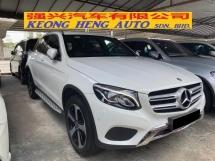 2017 MERCEDES-BENZ GLC 200 CKD 16K KM FS UW2021