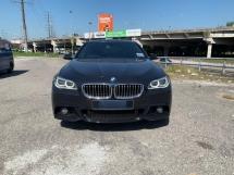2017 BMW 5 SERIES 520I M-SPROT FACELIFT WARRANTY TO 2022 DIGITAL SPORT METER