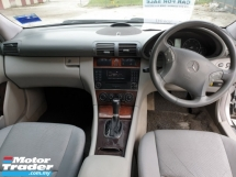 2005 MERCEDES-BENZ C-CLASS C230 KOMPRESSOR AVANTGARDE 1.8 (A) NICE CAR CONDITION