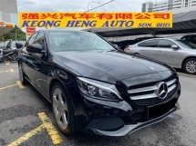 2016 MERCEDES-BENZ C-CLASS C200 CKD Avantgarde Full Service Record