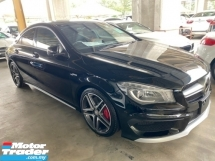 2014 MERCEDES-BENZ CLA 45 AMG UN-REGISTER