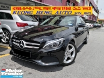 2016 MERCEDES-BENZ C-CLASS C200 W205 True Year Made 2016 HARI RAYA PROMOTION Avantgarde Full Service in CnC