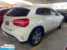 2015 MERCEDES-BENZ GLA UNREGISTERMERCEDES BENZ GLA 180 1.6(A) AMG