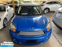 2014 MINI Cooper  1.6 COUNTRYMAN UN-REGISTER
