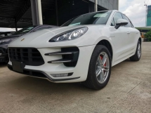 2015 PORSCHE MACAN 3.6L TURBO - MCO DEAL - JAPAN UNREG - UNREG