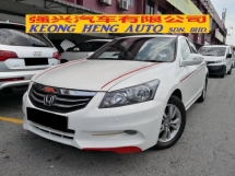 2011 HONDA ACCORD 2.0 VTiL PROMOSI HEBAT PKP Year Made 2011 Electric Leather Seat