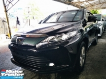 2018 TOYOTA HARRIER 2.0 PREMIUM UNREG.TRUE YEAR CAN PROVE.INCLUDED SST.POWER BOOT.360 CAMERA.PRE CRASH N ETC.LED LIGHT
