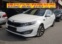 2012 KIA OPTIMA 2.0 EX NGV