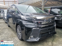 2014 TOYOTA VELLFIRE 2.5 ZG Leather Sun Roof Unregister 1 Year Warranty