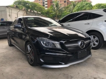 2014 MERCEDES-BENZ CLA CLA 45 AMG JAPAN SPEC ALL TAX INCLUDE