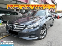 2014 MERCEDES-BENZ E-CLASS E250 2.0 Local TRUE YEAR MADE 2014 Free 1 Year Warranty Mil 56k km only Full Service Hap Seng