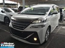2015 TOYOTA VELLFIRE 2.5 Z Modelista 360 cam Dual Power Doors Power Boot Japan Unreg SST OFFER