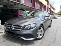 2016 MERCEDES-BENZ E-CLASS E200 New Model TRUE YEAR MADE 2016 Mil 44k km only Full Service Under Warranty Cycle Carriage