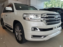 2016 TOYOTA LAND CRUISER 4.6 ZX (UNREG) FULL SPEC FEW UNIT READY STOCKS