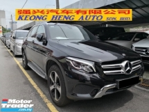 2017 MERCEDES-BENZ GLC 200 CKD TRUE YEAR MADE 2017 Mil 38k km Full Service Cycle Carriage warranty to Nov 2021