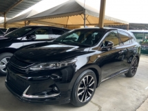 2017 TOYOTA HARRIER 2.0 GS Special Edition Panoramic roof owner boot surround camera unregistered