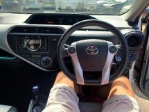 2012 TOYOTA PRIUS C Hybrid FULL(AUTO)FREE MOTOR BARU+ CASH 1K + 6 BULAN INSTALLMENT PERTAMA TAK PAYAH BAYAR BLACKLIST BO